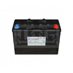 ISKRA 3PZS120, Центр Аккумуляторных Батарей, ISKRA, Моноблочные тяговые,