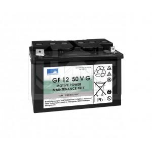 Sonnenschein GF 12 50 VG,  Центр Аккумуляторных Батарей ,Sonnenschein, Моноблочные тяговые,