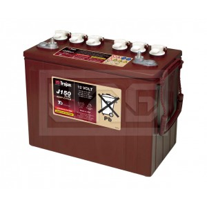 Trojan J150, Центр Аккумуляторных Батарей, Trojan, Моноблочные тяговые,