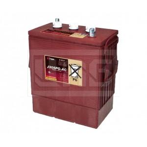 Trojan J305PG-AC, Центр Аккумуляторных Батарей, Trojan, Моноблочные тяговые,