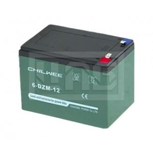 Chilwee 6-DZM-12, Центр Аккумуляторных Батарей, Chilwee, Моноблочные тяговые,