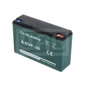 Chilwee 6-EVF-32., Центр Аккумуляторных Батарей, Chilwee, Моноблочные тяговые,