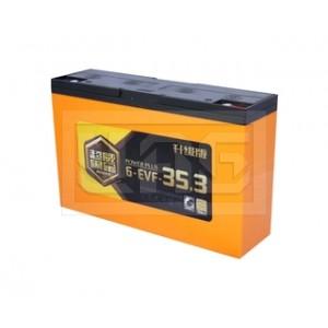 Chilwee 6-EVF-35 black gold, Центр Аккумуляторных Батарей, Chilwee, Моноблочные тяговые,