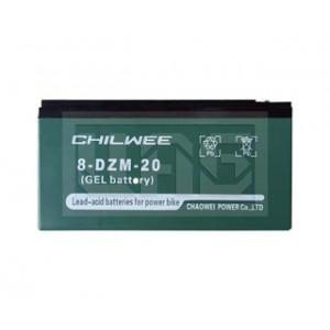 Chilwee 8-DZM-20, Центр Аккумуляторных Батарей, Chilwee, Моноблочные тяговые,