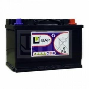 SIAP 6 GEL 65,  Центр Аккумуляторных Батарей ,SIAP, Моноблочные тяговые,