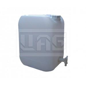 Bakaqua  Бак емкостью 30 литров с краном