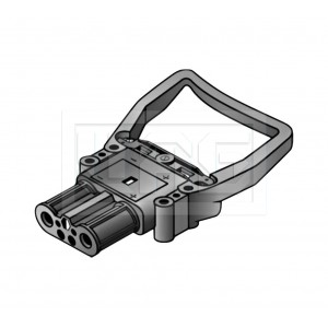 Rema DIN 160A 150V Socket