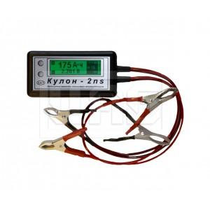 Кулон-2ns,  Центр Аккумуляторных Батарей ,A&T Systems, Индикаторы емкости,